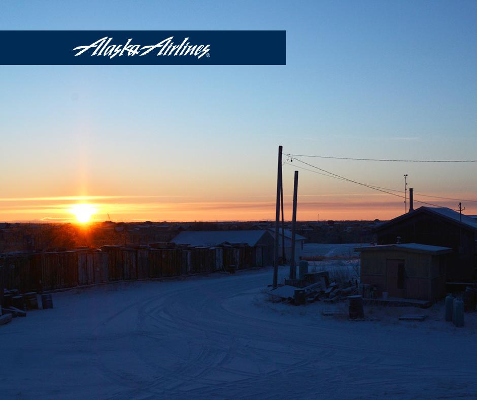 .@AlaskaAir helps underserved students pursue interest in STEM.