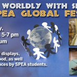 See how SPEA students think (and eat) globally. Tomorrow at IMU http://t.co/kTl4moNLCr