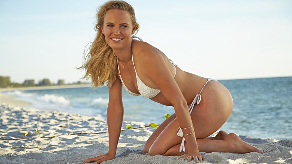 Check out @CaroWozniacki in the 2015 @SI_Swimsuit issue: http://t.co/tzkaZAouam http://t.co/8EHbrmAeDi