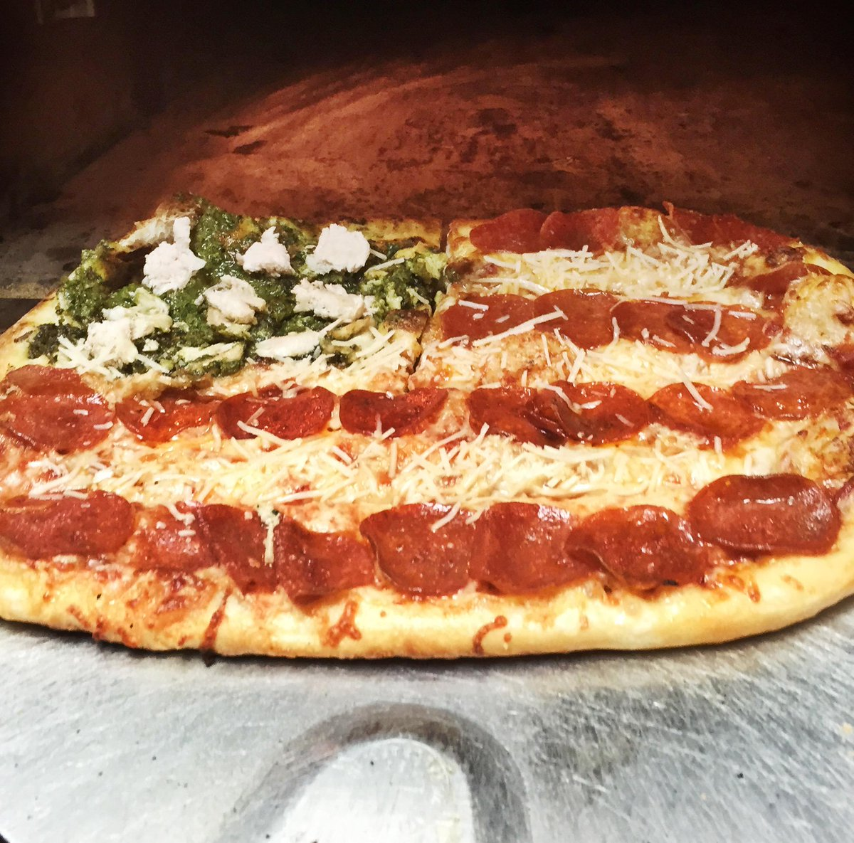 We take #NationalPizzaDay very seriously http://t.co/OHyJ1PI4OL