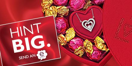 Use #HelzbergHints & show us how you hint like you mean it, and you could receive some unexpected bling! #ValDay http://t.co/3PdhaXgnoc