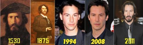 No pongo en duda la teoría de que Keanu Reeves es un vampiro. http://t.co/nHdsBxlHzp