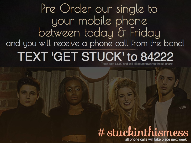 Help us and share this as much as you can, every pre order will count towards the charts and we will thank eve... http://t.co/QGYE0rLam1