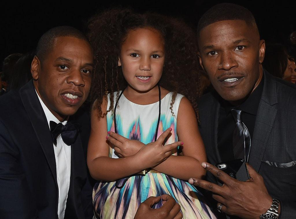 Jamie Foxx's daughter Annalise Bishop basically won the Grammys with all of these pictures: