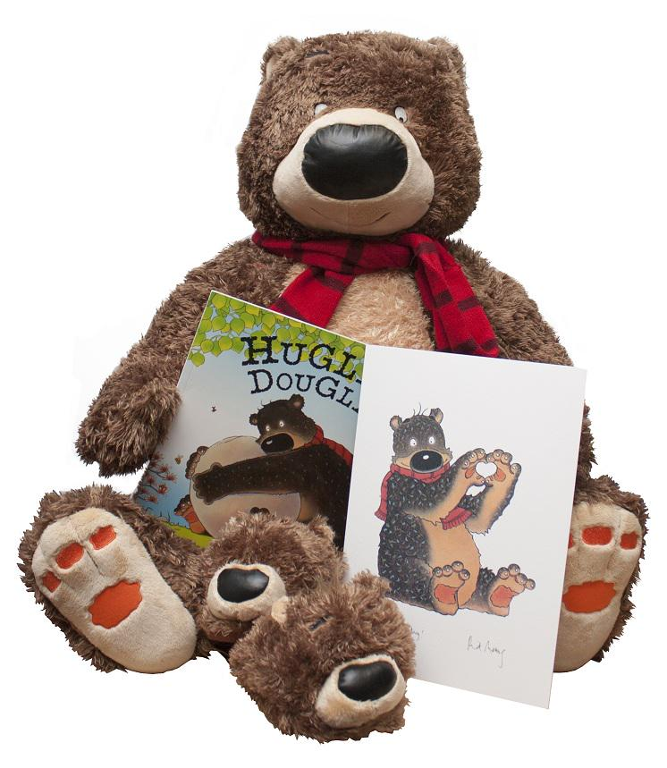 Sending ALL the love on this romantic day! RT & follow to win this giant bundle of hugs #HuglessDouglas (UK only) http://t.co/yY2KcfW4z4