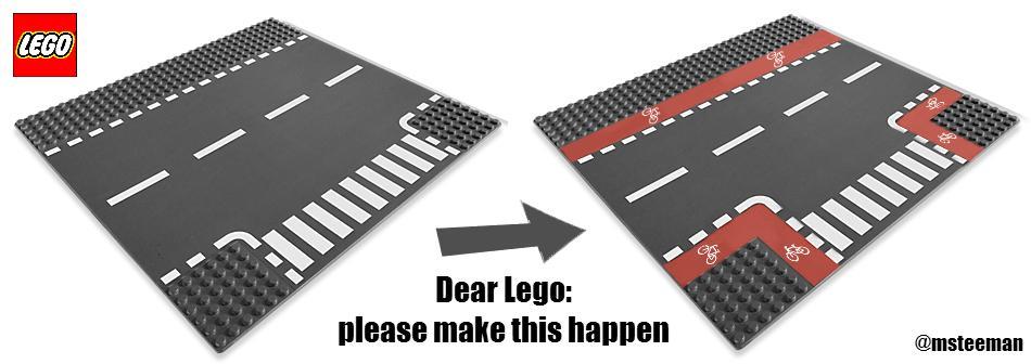 Mijn zoon van net 4 vroeg zich de dag na zijn verjaardag af waar zijn @LEGO_Group fietsertje moest rijden... http://t.co/PS1ss51n0P