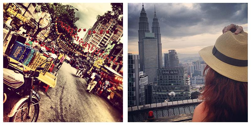 Shopping, relaxing, dining and dancing. KLM crews' favourite places in Kuala Lumpur.
