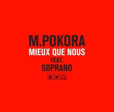 Envoi radio du nouveau single de MPokora - Mieux que nous ft Soprano. Bon Choix Cover > cc @PokoraNews http://t.co/4sivSZn7wY