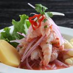 There is no substitute to #ceviche! #seafood #Miami #Peruvian http://t.co/YUfbc5i0OX