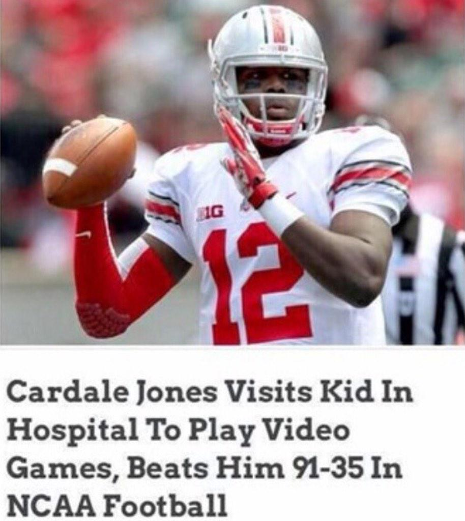 cardale dating Soccer is a game that demands a large degree of strength, athleticism and stamina as a same cardale jones is the live example of this he is a big name in the football apparently, he is playing as an american football quarterback for the team buffalo bills this team belongs to the national football league.