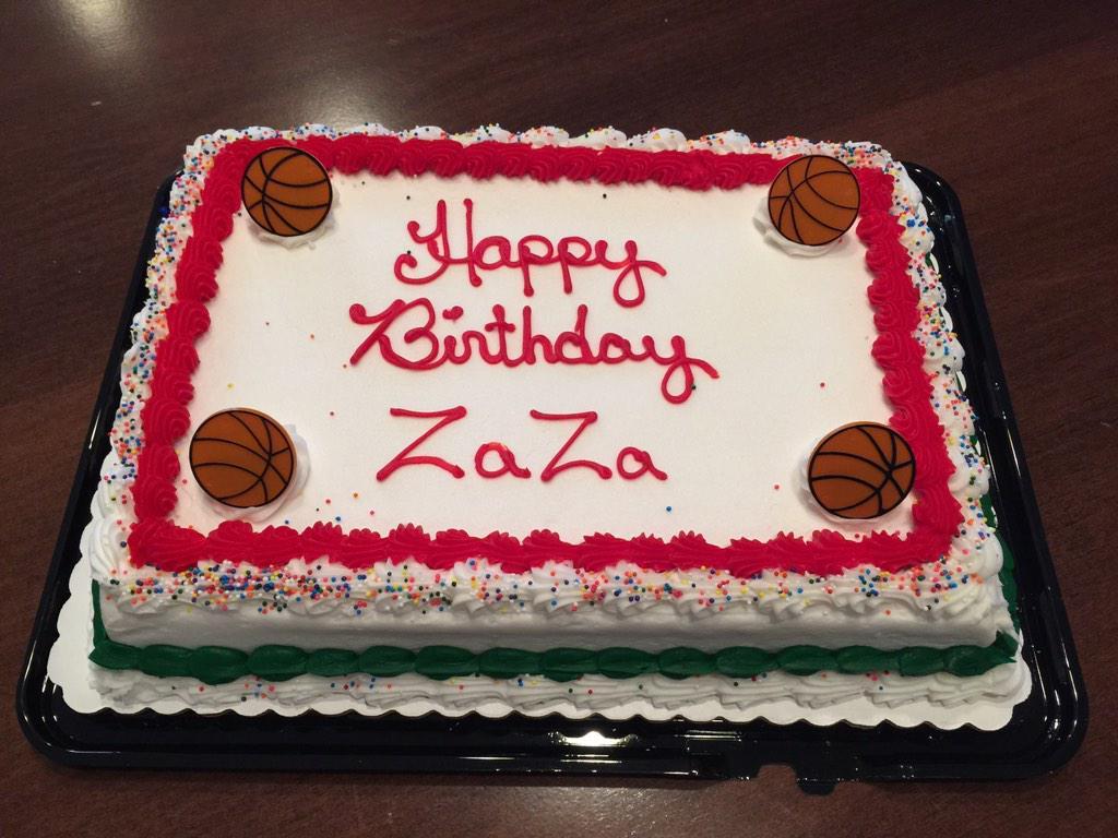 We Got The Birthday Cake To Celebrate When You Buy A Ticket Zaza
