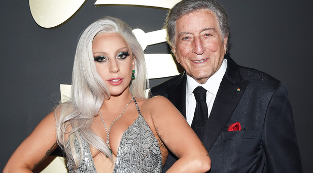 The FashionPolice are obsessed with @LadyGaga & Tony Bennett as a couple! See the bonus clip: