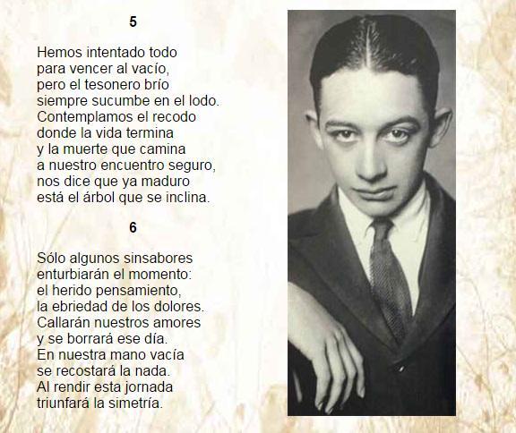 Xavier Villaurrutia decimas