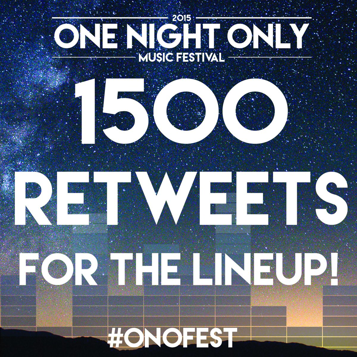 Last year we got 750 retweets in 30 minutes. Retweet & prove we're the #HottestCollegeInAmerica once again! @ONOfest http://t.co/HmlsYDh8lQ