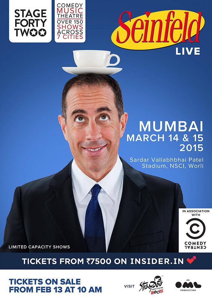 Say hello to the final headliner for the first edition of @Stage42Fest - @JerrySeinfeld: http://t.co/q2Q0VBGJ1T http://t.co/oYgNrwRFUm