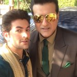 RT @armaankohli: Mere shero aur shernio :-) on the set of PRDP with my brother @NeilNMukesh a GEM :-) best human ever :-) brothers :-) http…