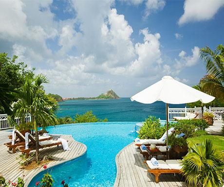Suite of the week: Villa Hibiscus at the BodyHoliday Resort, St. Lucia