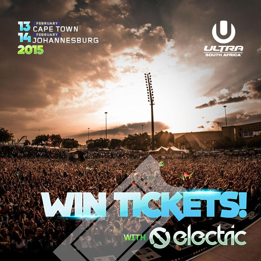 WIN 2 tickets to #UltraSA2015  Simply TAG your favourite artist from the Electric Stage & you could be a winner! http://t.co/GM9HhmpURx