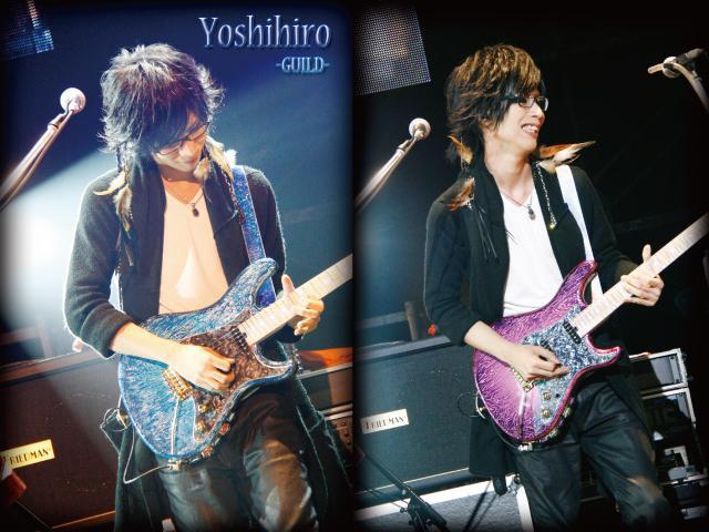 新着NEWS更新!! [ギルド]ギタリスト、YOSHIHIRO氏のアーティストページがリニューアル!!新しい画像が増えましたので是非ご覧くださいませ!http://t.co/V6zkpNiSaK http://t.co/faYTlsao4Z