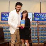 RT @BYB_books: Riteish Deshmukh launches Dr.Shefali Batra's debut book 'Teenage Matters' http://t.co/PH5tl7PLz8 #studentproblems http://t.c…