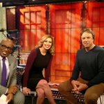 Thanks @alroker for having me on the show! Go to http://t.co/XAuuehDake & hear my #AFib story! @JanssenUS #partner