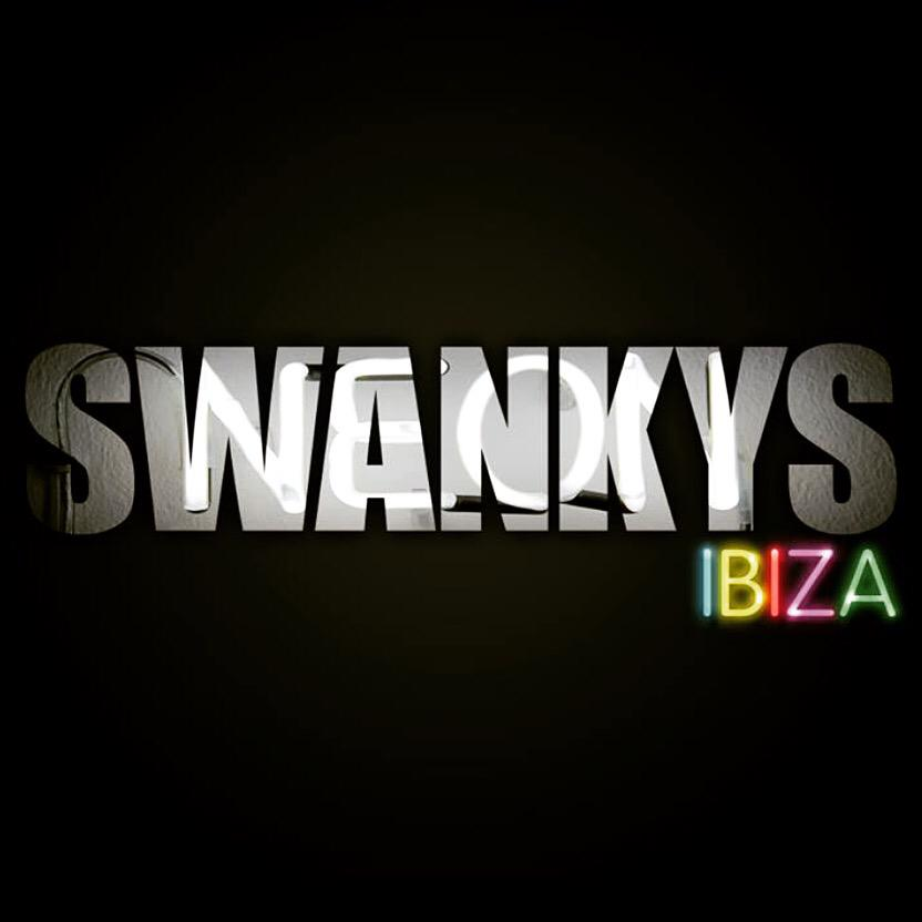 June 14th Geek in EIVISSA July 19th see's the return of the infamous Swankys to the white Isle.. @OceanBeachIbiza