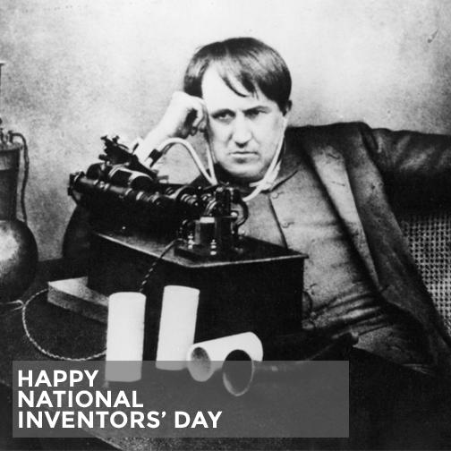Today in #History: Thomas Alva Edison was born on this day in 1847. Happy Birthday and Happy #NationalInventorsDay! http://t.co/HRX5xHRvcF