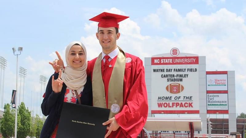 Opinion: #ChapelHillshooting & Western media. Religion only an issue when Muslims are shooters http://t.co/72zwNxgroy http://t.co/PrtZOW25fh