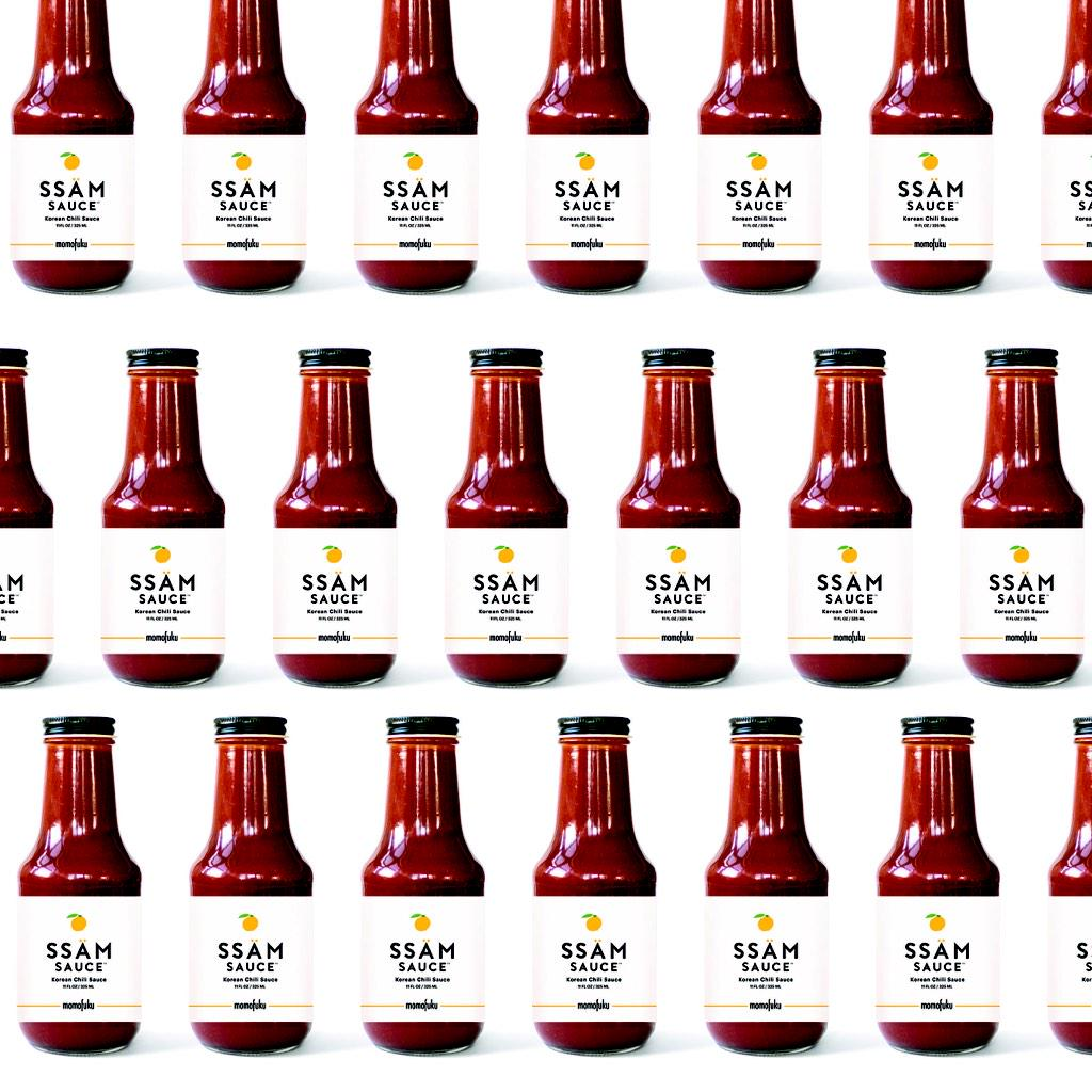 introducing ssäm sauce by momofuku. coming soon. sign up for updates on http://t.co/ipwK9lgiFR #feeltheburn http://t.co/fcd5p4JLc3