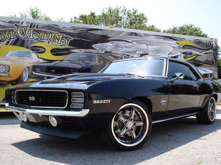 Dream car RT @MancaveRides: '69 Chevrolet Camaro http://t.co/t6WP74xrme
