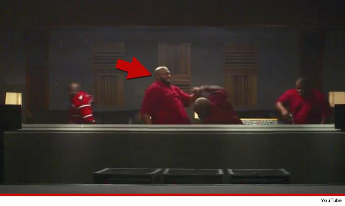 Suge Knight -- THIS is what sparked the fight that ended in the alleged parking lot murder