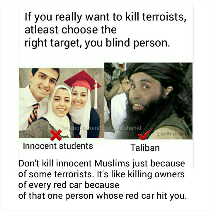 Stop killing innocent ones. Terrorism has NO religion.  #chapelhillshooting http://t.co/6TBaJ3QSo4