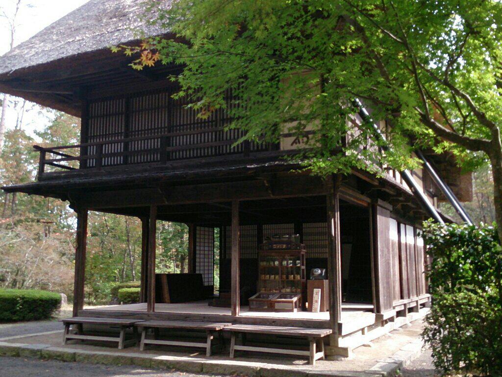 福島市が誇る民家園。今年はDCもあるからみんな見に来てね。 http://t.co/LicAcQTmtG
