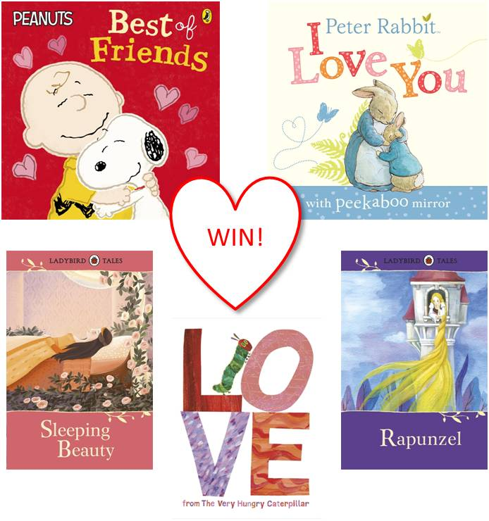 A #ValentinesDay giveaway for those who love books. Two prizes to #win. To enter, RT & follow by 5pm today! http://t.co/v51yCjiSeX
