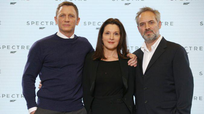 Spectre: Go Behind-The-Scenes of Next Next James Bond Film (Video)