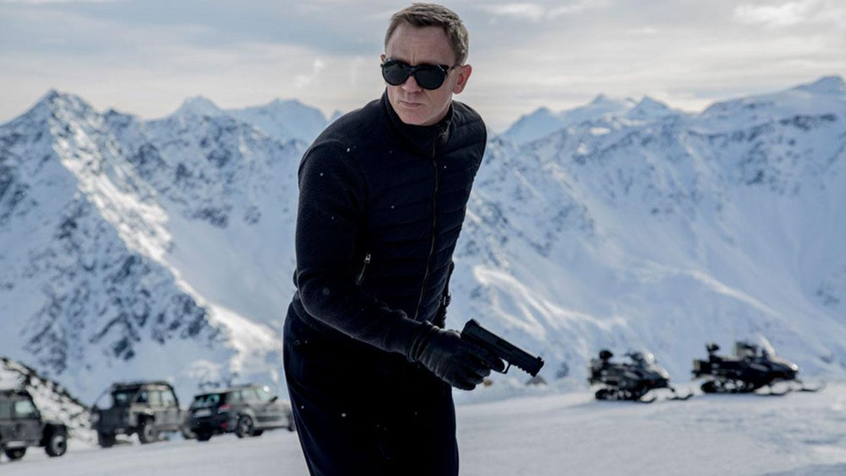 'Spectre': First Photo of Daniel Craig in Next James Bond Film Released