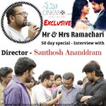 RT @NamCinema: Santhosh the dir of Mr & Mrs Ramachari talks about his early life, inspirations, Yash & more http://t.co/18c3QJ781P