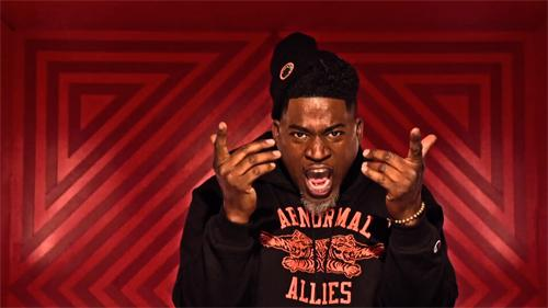 My brother just drop'd a new bomb! RT @mtvU: Chk out @THEREALBANNER new video, #EvilKnievel: http://t.co/4s5EsiE3eX http://t.co/XKQw6tSYXS