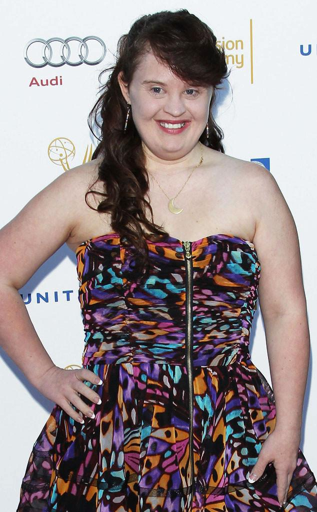 Meet #JamieBrewer, an actress &  the 1st model with #downsyndrome to walk the runway @ #NewYorkFashionWeek #Congrats http://t.co/c1qV3bweTm