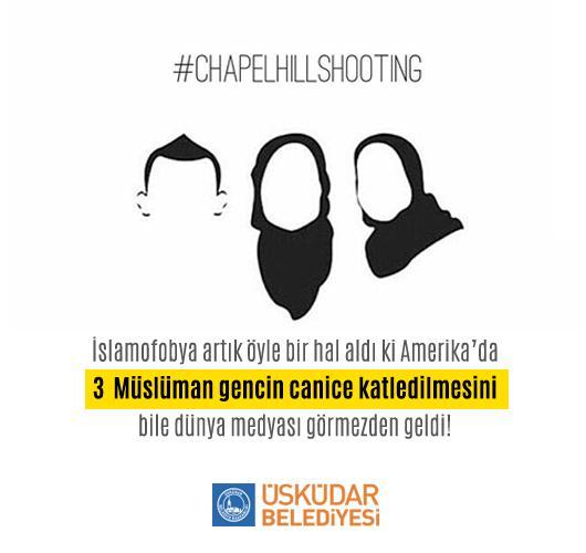 İslamofobya bazen görmezden gelmektir!  #ChapelHillShooting http://t.co/huZITYTBEd