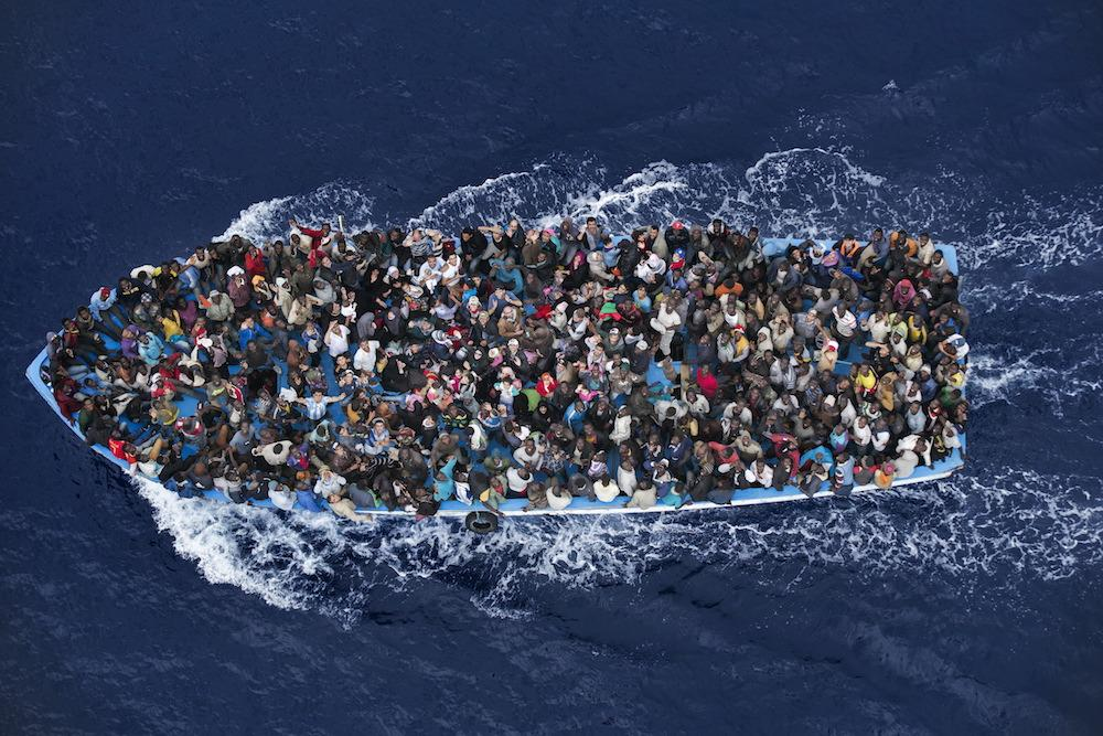 One of 2014's most powerful shots, by @massimosestini1  http://t.co/w4O04IQcPw #worldpressphoto #refugees http://t.co/YLZ1wsj8d1