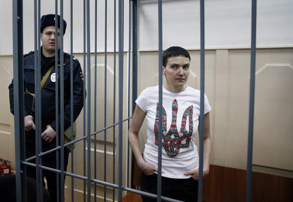As Part of Ukraine Deal, Russia Is to Free Imprisoned Ukrainian Pilot #Savchenko http://t.co/y91xniw3sO http://t.co/LRid2RegJj