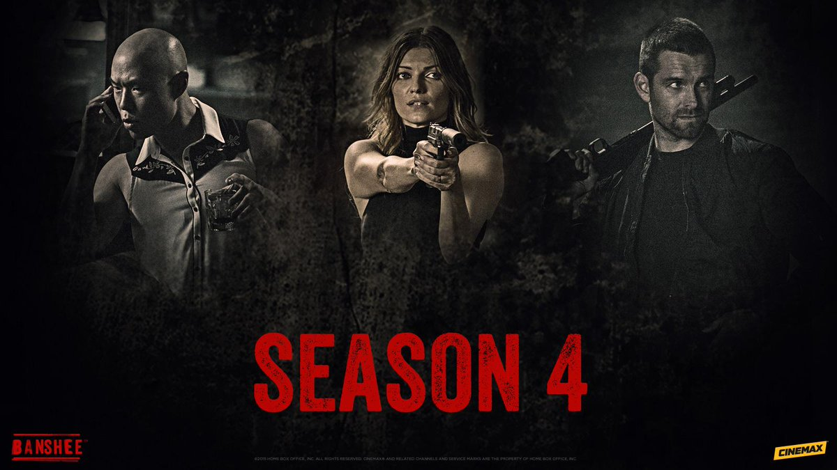 Are you ready? #Banshee has been renewed for a fourth season. http://t.co/2wtyeahAuT