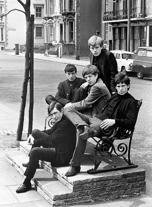 RT @HistoryInPics: Rolling Stones by Philip Townsend, 1962 http://t.co/Z8GKCT1A9t