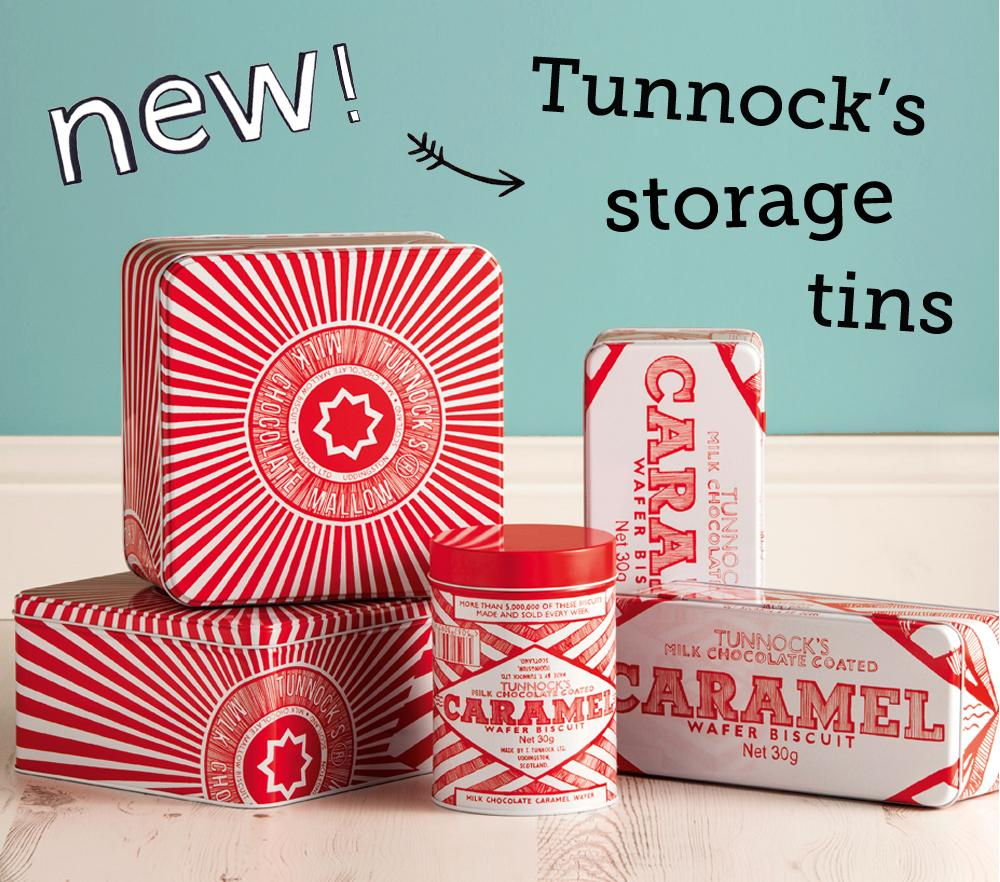 Our new Tunnock's storage tins have landed and we are a little bit in love! Available now on http://t.co/cH9luNM6EW http://t.co/ZeH5dD3P62