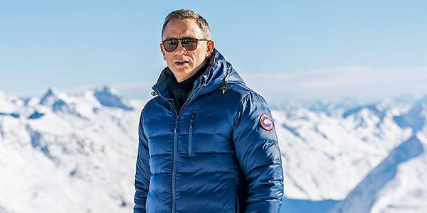 Watch the first behind-the-scenes footage of the new James Bond movie