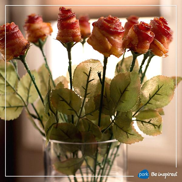 Forget red roses. Go for bacon instead: http://t.co/hZ77RqZQs7. http://t.co/U44LHfjlGj