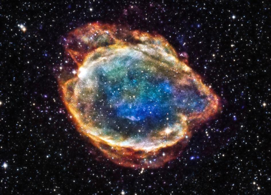 Exploded Star Blooms Like a Cosmic Flower http://t.co/QxZkGRGZJp #astronomy #telescope http://t.co/2eTP5BaB03