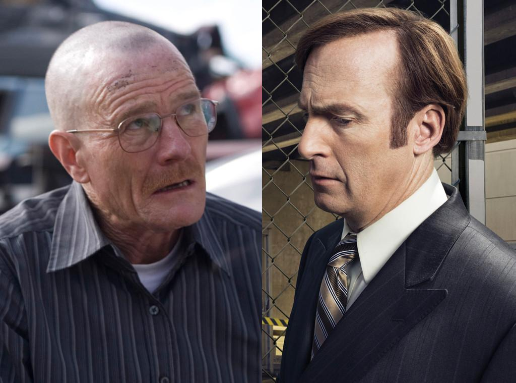Is Better Call Saul better than Breaking Bad?! Vote now: