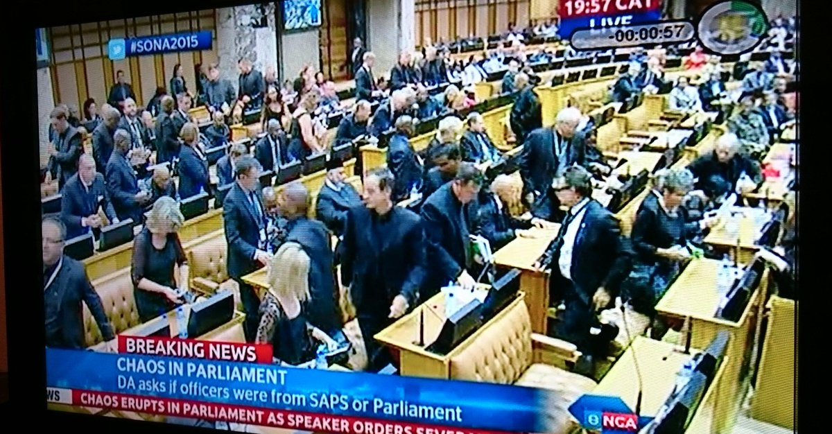 When white people in Parliament found out about the Edgar's red hanger sale #SONA2015 http://t.co/x7rvWfy0wa